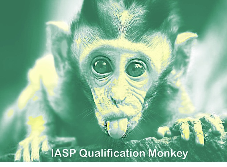 IASP Qualification Monkey